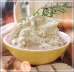 Soft Rosemary Cream Cheeze